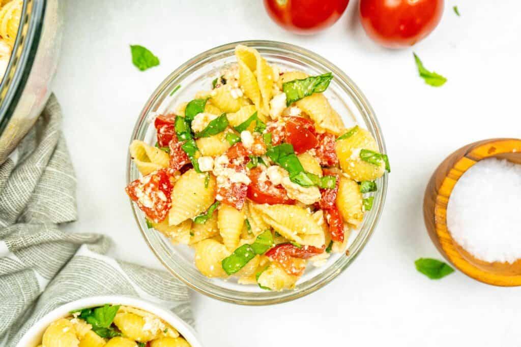 Copycat Zoe S Kitchen Pasta Salad Sip And Spice